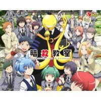 Kaset DVD Anime Ansatsu Kyohitsu