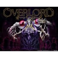 Kaset DVD Anime Overlord