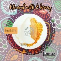 The Body Shop Original - Almond Milk & Honey Body Butter 200ml