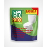 Bio 2000 Bio2000 Anti Sumbat Penguras WC septic tank 1000 gram 1kg
