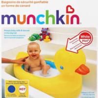 Munchkin Baby Bath Tub / Bak Mandi Bayi Munchkin Bebek