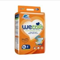 Popok Dewasa Wecare adult Diapers size XL 8