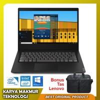 Lenovo Ideapad S145 Intel N4205U 4GB 256GB SSD 14HD win10 original