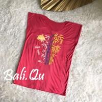 Baju Atasan Kaos Bambu Bali L