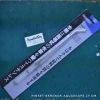 pinset bengkok aquascape 27 cm