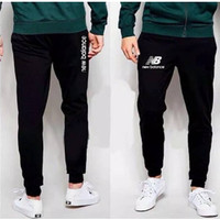 Celana Jogger Panjang / SWEATPANTS / TRAINING NEW BALANCE GRADE ORI