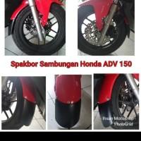 Sambungan Spakbor Depan Mudflap Honda Adv 150