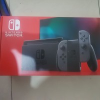 Nintendo Switch Console V2 Long Battery Grey