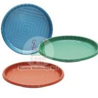 Tampah Plastik Diameter 50cm/ Tampah Plastik Warna Warni Serbaguna