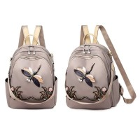 Tas Ransel Wanita Korea Style Import Murah Backpack cewek HTI2728
