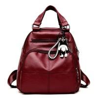 Tas Punggung / Backpack Wanita Murah Cewek Import Korea Style HTI2724