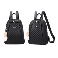 Tas Ransel Wanita Korea Style Import Murah Backpack cewek HTI2743