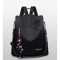 Tas Ransel Wanita Korea Style Import Murah Backpack cewek HTI2736