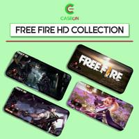 Casing HP FREE FIRE Semua Hero VIVO OPPO XIAOMI IPHONE SAMSUNG - Anticrack, Premium Quality