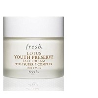 FRESH Lotus Youth Preserve Face Cream 15 ML (NO BOX) ORIGINAL SMART