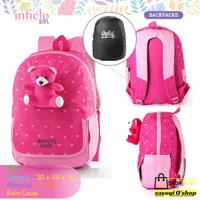 Tas sekolah anak perempuan INFICLO Original / Tas ransel anak - model 6