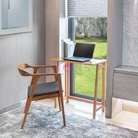 Meja Lipat Kantor, Kerja, Belajar Foldable Table - Jeremiah