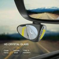 Tambahan Kaca Spion Dalam Mobil Mengawasi Anak Baby Mirror Rearview