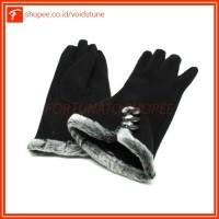 Asli NUANHONGHONG Sarung Tangan Wanita Touch Screen Winter Women Glove