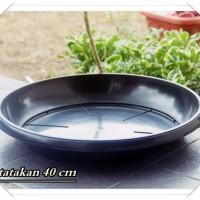 Tatakan Pot Plastik 40cm 40 Cm Alas Pot Bunga 30 Cm 25cm Murah Grosir
