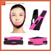 Cantik MAANGE Sabuk Penirus Wajah Face Lift Anti Wrinkle Belt - TZ18 -