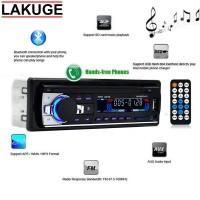 Tape Audio Mobil LCD Multifungsi Bluetooth USB MP3 FM Radio Phone Ca