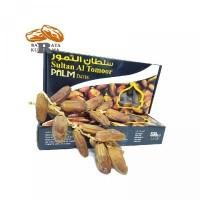 Kurma Tunisia Palm Dates Tangkai 500 Gram Kurma Tangkai