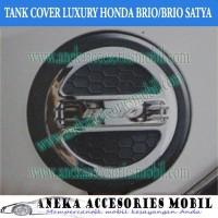 Garnish Tutup Bensin Mobil Honda Brio Satya Luxury G9