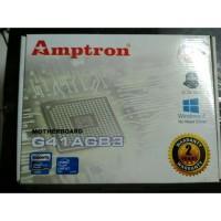 Motherboard Amptron G41 DDR3 Intel LGA 775
