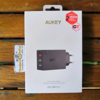 Aukey PA T14 Turbo Charger QC3 AiPower 3 Output Qualcomm Quick Ch