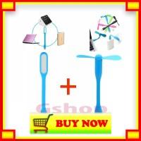 NC523 Gshop Lampu Baca LED USB LED Flexible Lamp Light
