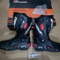sepatu balap road race SPEED B1001 sepatu touring sepatu boots
