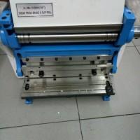mesin tekuk roll potong plat 3in1