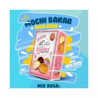 Mochi Bakar edisi Susu Mix Moojang Bandung dengan mix varian Rasa Chew