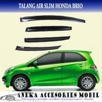 Ok Talang Air Slim Honda Brio Brio Satya Side Visor Slim Honda Brio Br