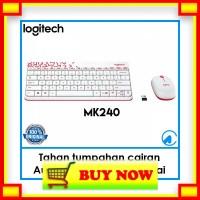 OR216 Logitech MK240 Nano Wireless Keyboard Mouse Combo