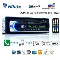 Tape Audio Mobil Multifungsi Bluetooth USB MP3 FM Radio JSD-520