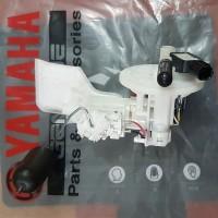 fuelpump pompa bensin set original part yamaha fi new aerox nmax 155