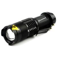 LAMPU SENTER POLICE SWAT LED 2000 Lumens Waterproof Pocketman P1 Polis