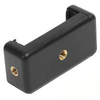 HOLDER Universal Clamp Smartphone Hp Screw Hole 1/4 tripod 4-5 Inch