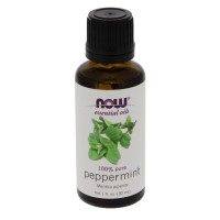 Now Foods Peppermint 30ml Essential Oil