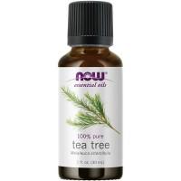 Now Foods Tea Tree 30ml Essential Oil