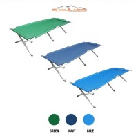 Vel Bed / Folding Bed / Kasur lipat lapangan