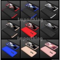 Xiaomi redmi 8 360 protection slim matte case