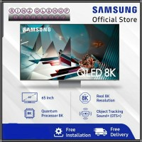 LED TV SAMSUNG 65Q800T SMART TV QLED 8K QUANTUM PROCESOR 65Q800TAK