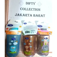 BABY SAFE SIPPER CUP WITH WEIGHTED STRAW (FS405) / BOTOL MINUM BAYI