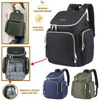Colorland UK Brand Luxury Premium Quality Georgia Diaper Bag Backpack