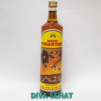 Madu Nusantara Super ( mengandung Royal Jelly & Bee Pollen) 650ml