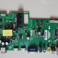 Mesin - mainboard - motherboard - mb - modul tv led panasonic 32d302g