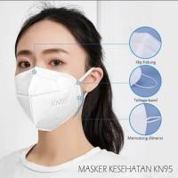 Masker N95 / Masker KN95 Original Masker Kesehatan / Masker Setara 3M